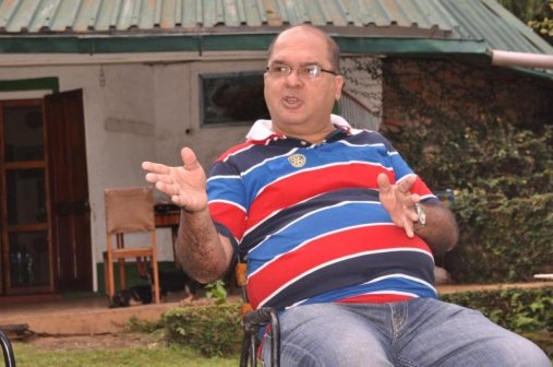 Kisumu East MP Shakeel Shabbir