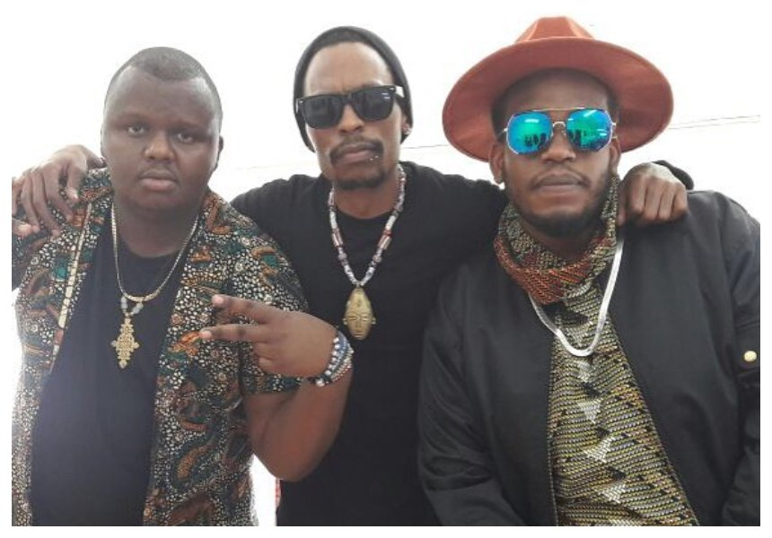 The Kansoul has teamed up with Zambia's Jay Rox on 'Distance' and it's a big tune (Video)