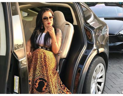 Vera Sidika opens up about her first sponsor who made her rich while she was still a student at Kenyatta University