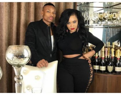 """Ukiachwa achika!"" Otile Brown disses Vera Sidika in new song"
