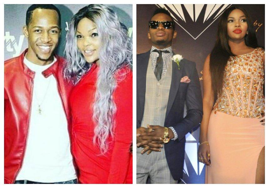 """""""Happy birthday mume mwenzangu""""Idris Sultan reminds Diamond how they share women on his birthday message to him"""