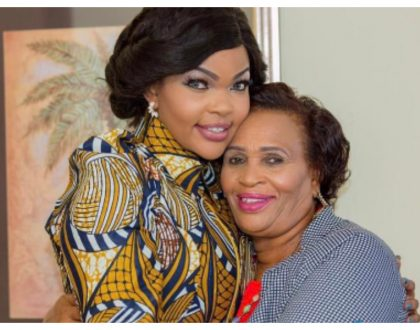 Mama Sepetu confirms Wema is now dating a fellow lady