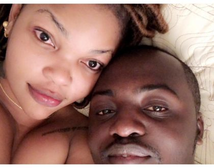 """Watu wametokwa na povu kisa mimi kumunyesha mume wangu tu"" Wema Sepetu lashes out at those criticizing her new relationship"