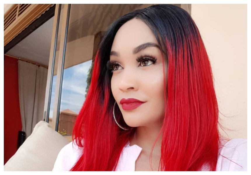 Zari Hassan earns bragging rights after being selected to host event alongside Beyonce's father Mathew Knowles