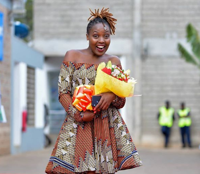 Hiki kischana ni kibaya sana! Shiru of 'Auntie Boss' shares ugly encounter with pissed fan