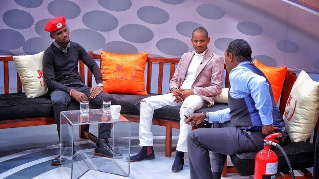 You are nothing close to him! Kenyans troll Babu Owino after comparing himself toBobi Wine