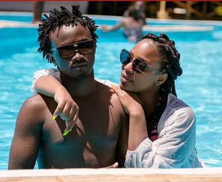 Gold Digger? Bahati shocks many after claiming wife Diana Marua can't leave him because he's rich