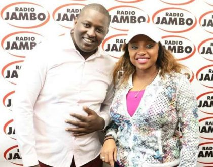 'I have so far smoked more that 166,000 cigarettes' confesses Radio Jambo presenter
