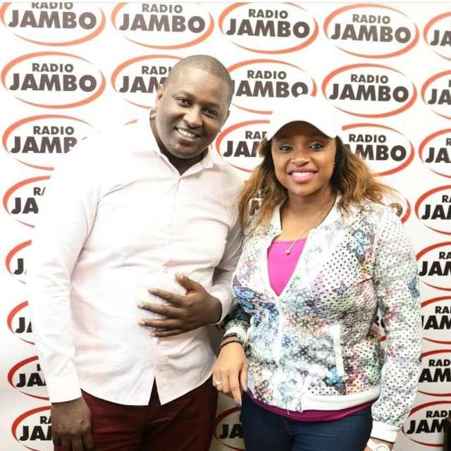 'I have so far smoked more that 166,000 cigarettes' confesses Radio Jambo presenter