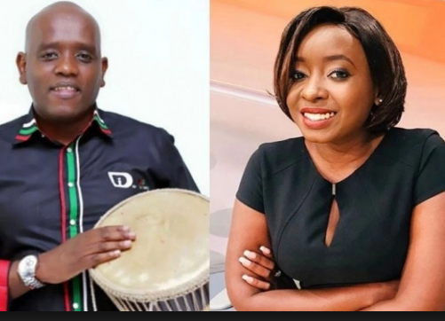 Awww! Itumbi pens lovely poem as Jacque Maribe hopes to be released on bail today