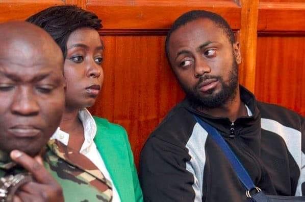 Kila mtu a pambane na hali yake! Maribe asks prosecutor to stop linking her to fiance's alleged crime