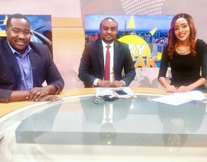 Joey Muthengi sends Fred Indimuli lovely message after resigning from Citizen TV