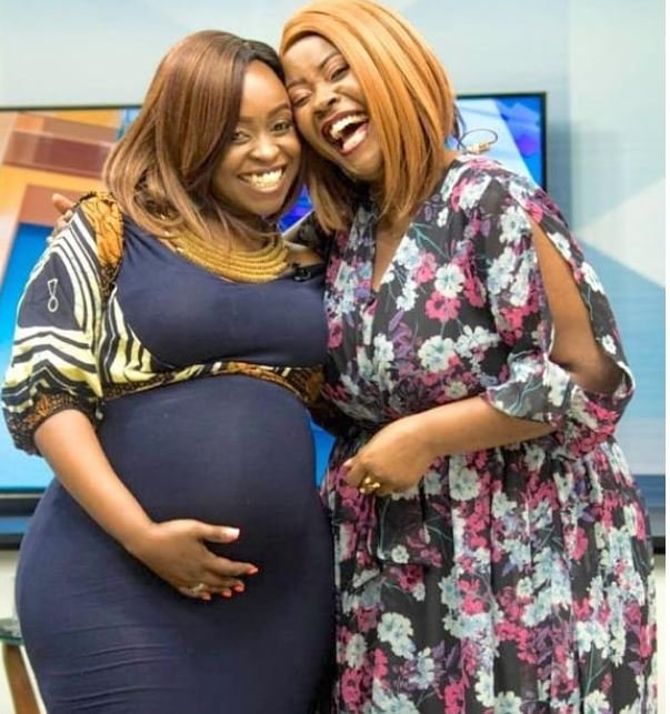 Faith Muturi and Kalekye Mumo