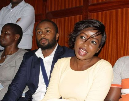 No reading news, commenting or participate in any interview- Court warns Maribe after she's released on bail