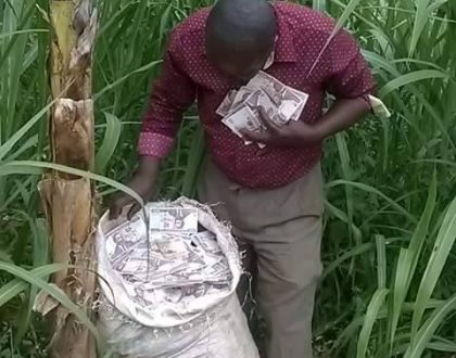 Slay queens pay attention!Police arrest 3 suspects with fake money amounting to over KSh 1 billion