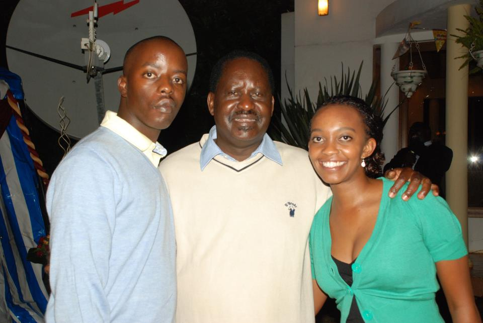 Raila Junior: I'd love Idris Elba to play my dad in biopic movie