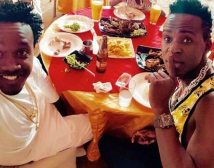 Willy Paul faces backlash after announcing he is copying Bahati to start own reality show
