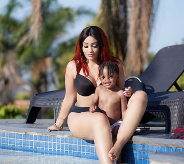 Mange Kimambi leaks a video of Zari pleasuring herself on social media