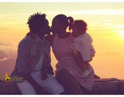Dazzling photos of Bahati and Diana Marua enjoying husband wife moment in SA after her 31st birthday celebration in Naivasha