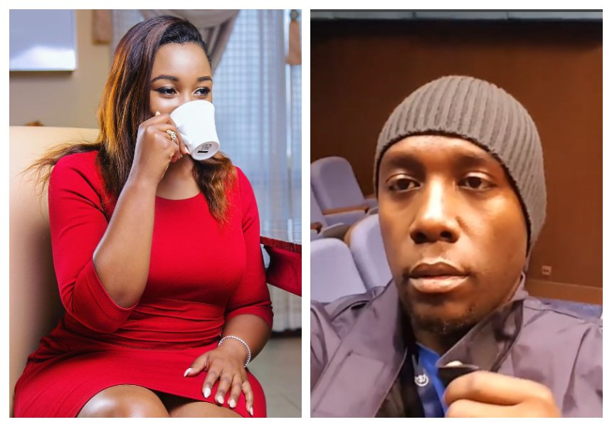 Betty Kyallo opens up about Dennis Okari being a deadbeat dad