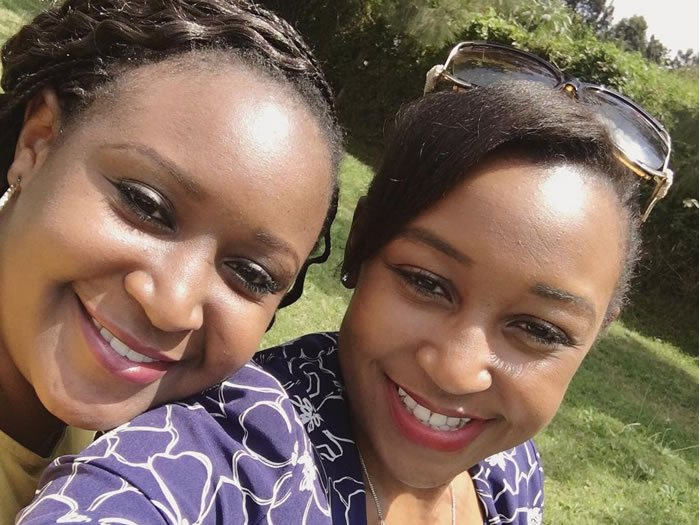 Betty Kyallo invites men to date her sister Mercy Kyallo after scoring herself a new bae