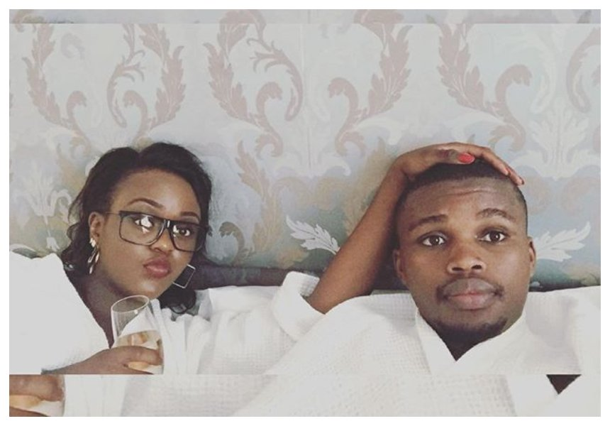 Chipukeezy's ex-girlfriend finally speaks after parting ways with the comedian who now has another hottie