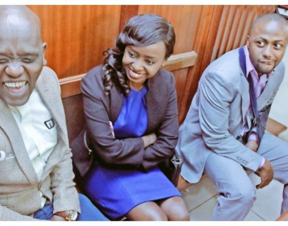 Dennis Itumbi gets the green light to date Jacque Maribe after she breaks up with Joseph Irungu