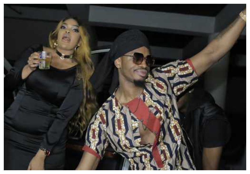 """Namheshimu na kumpenda sana"" Diamond sets the record straight about his relationship with Wema Sepetu"