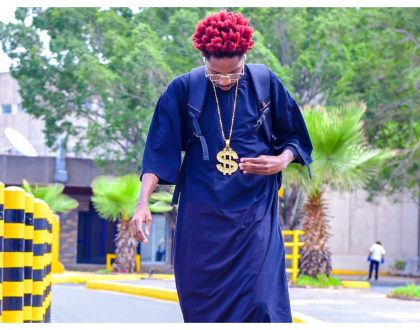 Eric Omondi shows Nairobi women in bad light during an interview in Dubai, hints he's single