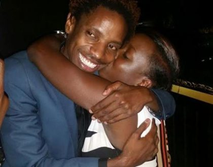 I wasn't around when Jacque Maribe held her baby shower at Dennis Itumbi's house - Eric Omondi