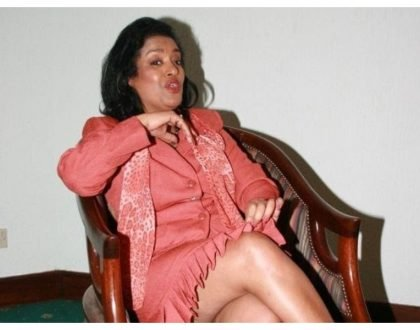 """Then you are Trash"" Esther Passaris attacked yet again after saying she can't help solve all Kenyans' problems"