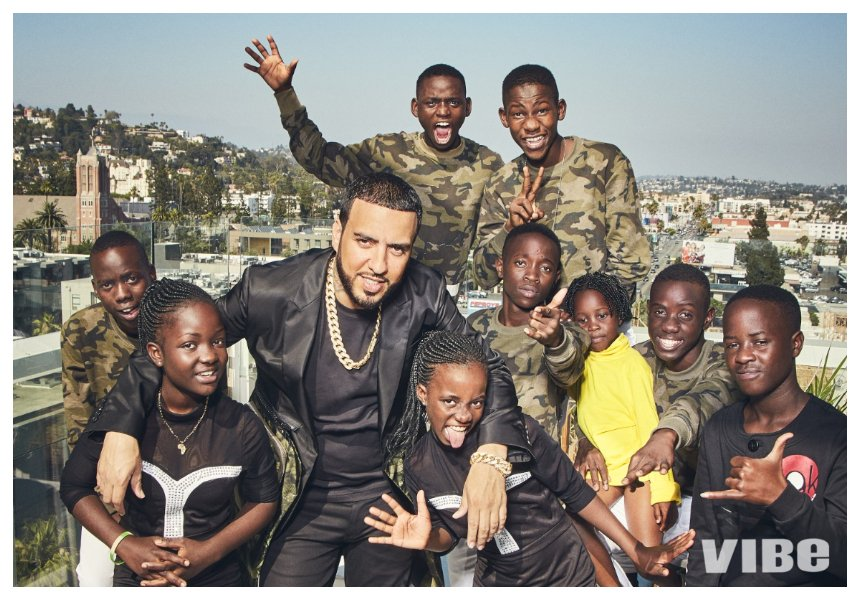 Photos of huge mansionUS rapperFrench Montana boughtUganda's top dance group Triplets Ghetto Kids