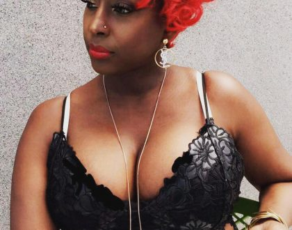 Nairobi Diaries Glam Pam's deep cleavage lands Larry Madowo and other BBC bosses in trouble