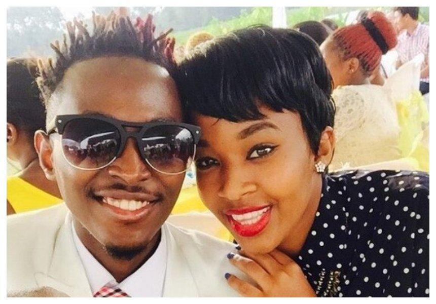 A bitterYvonne Orio calls ex lover gospel singer Hope Kid 'woman eater'