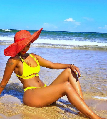 Call a Spade a Spade and not a big spoon. You are either fat, petite or skinny not thick- Huddah