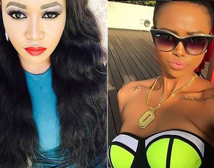 Masponsor walimtoka? Huddah Monroe takes subliminal shots at Vera Sidika after her breakup with Otile Brown
