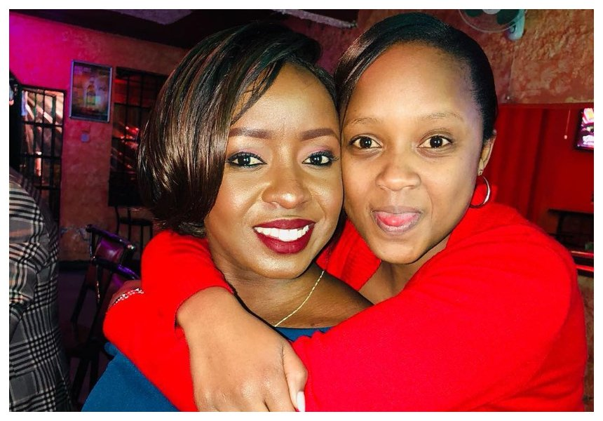 Jacque Maribe's friends explain why they are yet to re-admit her back to their WhatsApp groups even after she was released from prison