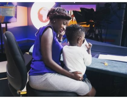 Eric Omondi adds a new twist to Jacque Maribe's son paternity puzzle