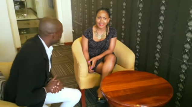 Proposal gone totally wrong! Jimmy Gait gets rejected after going down one knee to ask his sweetheart for her hand in marriage