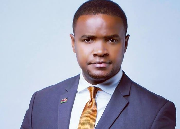 Johnson Mwakazi lands a new job two years after the TV station he was working for shut down