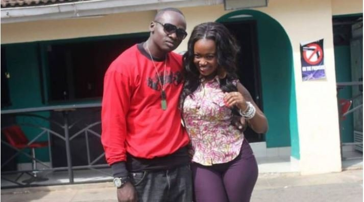 Vera Sidika and Khaligraph Jones