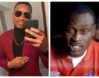 King Kaka offers advice to Otile Brown after Vera Sidika destroyed his ego