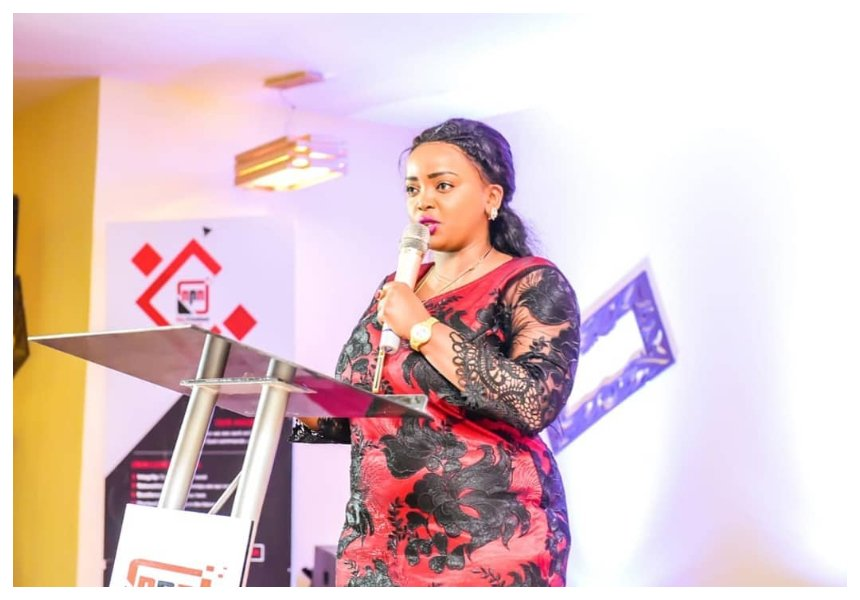 Sexiest preacher Lucy Natasha finally admits she needs a man after years of solitude