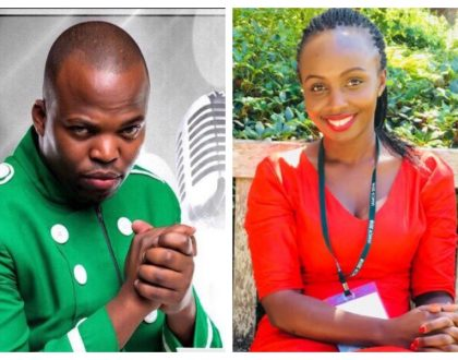 Njoki Chege to MC Jessy: Don't insult your audience, you are who you are because of them
