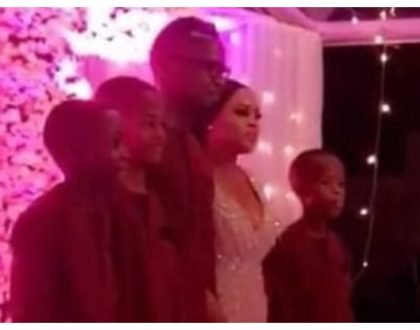 Hamisa Mobetto's baby daddy pays dowry toElizabeth Lulu's parents (Photos)