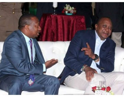 """""""Welcome to Nairobi cirry, president Kenyarra""""Celebs join KOT to poke fun at Sonko after he speaks American accent"""