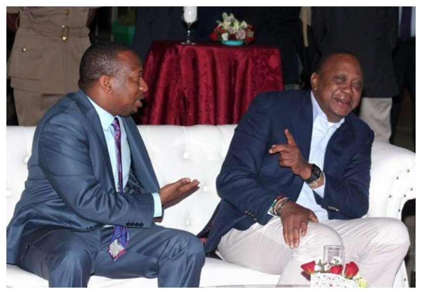"""Welcome to Nairobi cirry, president Kenyarra""Celebs join KOT to poke fun at Sonko after he speaks American accent"