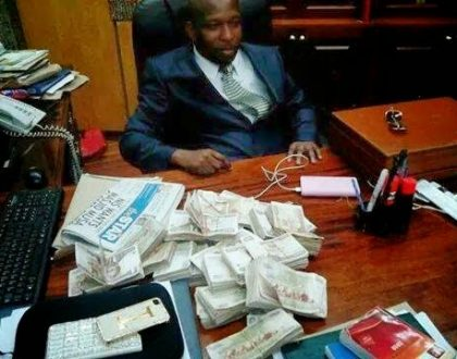 Sonko rewards police with Kes 500,000 fortaking out notorious Kayole gang