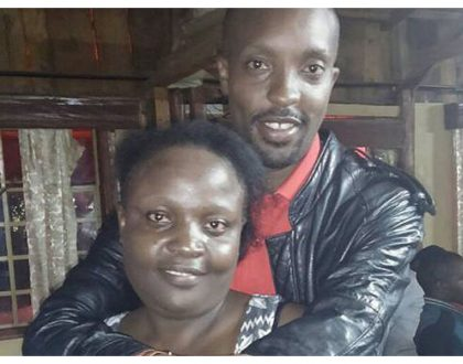 """""""Please support me in giving my wife a befitting burial""""JournalistMilton Nyakundi sends a humble plea to Kenyans"""