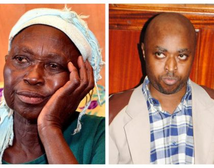 Mugo Wa Wairimu's mother: I would die defending my son
